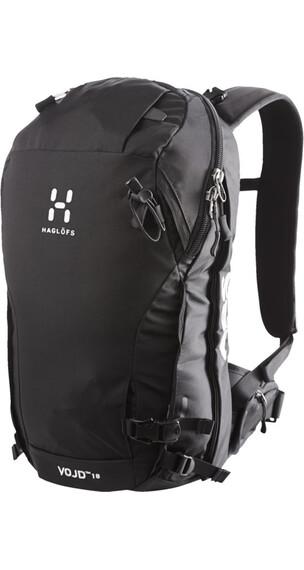 Haglöfs Vojd ABS 18 - med kolfiberpatron True Black